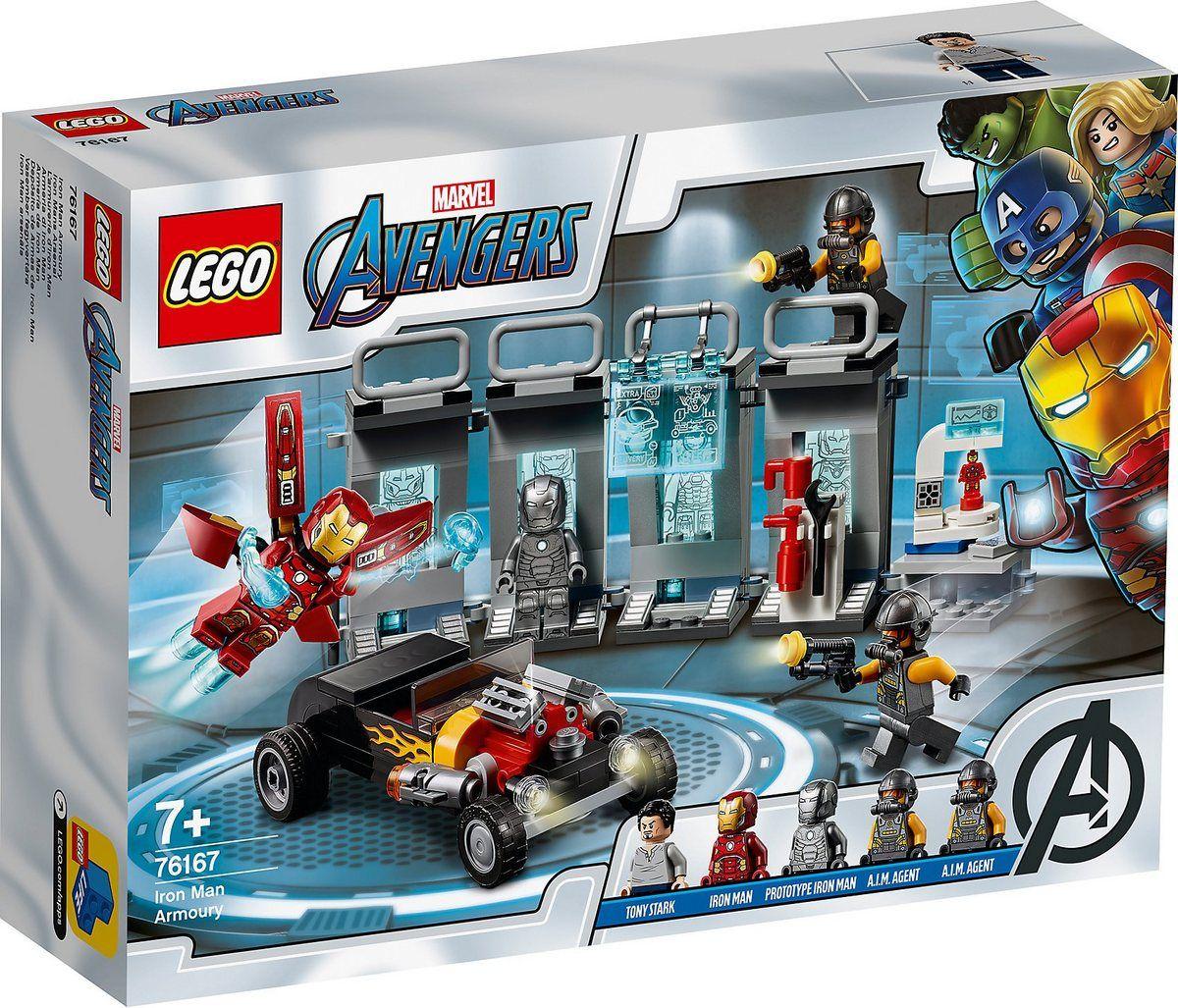 Lego Marvel Spielzeug
