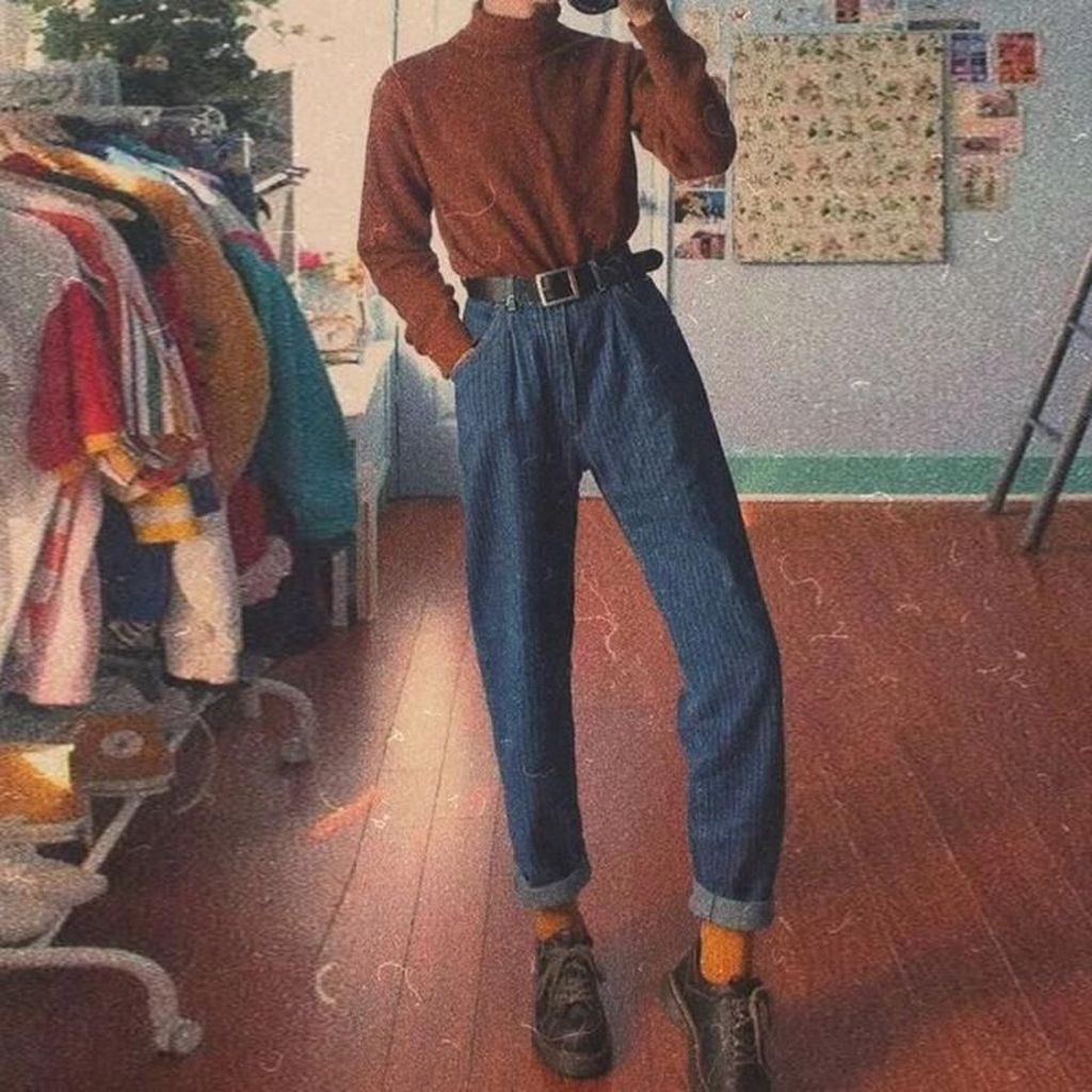 20+ Vintage Winter Outfits Ideas To Wear Right Now   Retro outfits ...