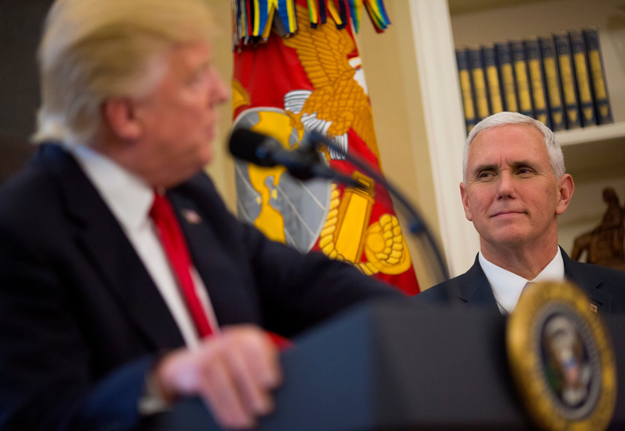 Donald J. Trump's presidency may only be warming up, but in public and private, Republicans are maneuvering for his job, whether or not he runs for re-election.