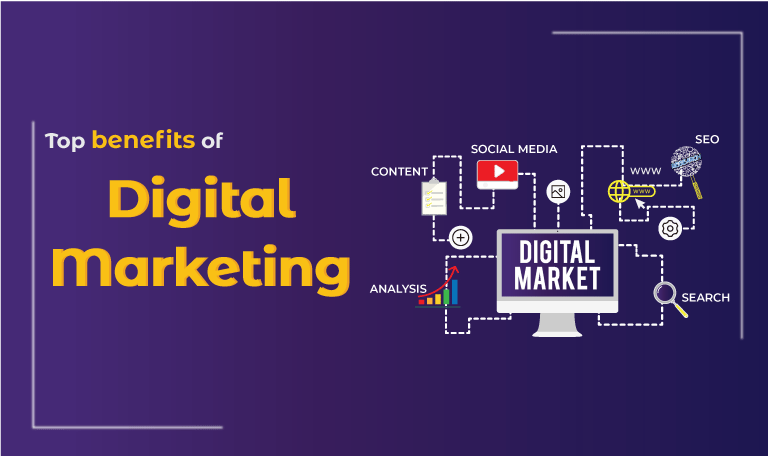 Monitor your business with the latest digital strategies. We will share some important benefits of digital marketing.  #DigitalMarketingBenefits #DigitalMarketing #Marketing #Sales #OnlineAdvertising #Business #SmallBusiness #Innovation #markets #startups #socialmedia #branding #customerrelations #productivity #strategy #userexperience #GettingThingsDone