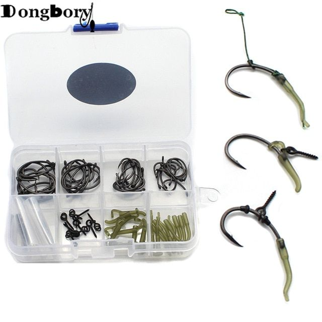 Anglers' Equipment Assorted Saltwater Tackle Box Baits Jig