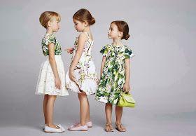 Vivi & Oli-Baby Fashion Life: Dolce&Gabbana Kids SS 2014