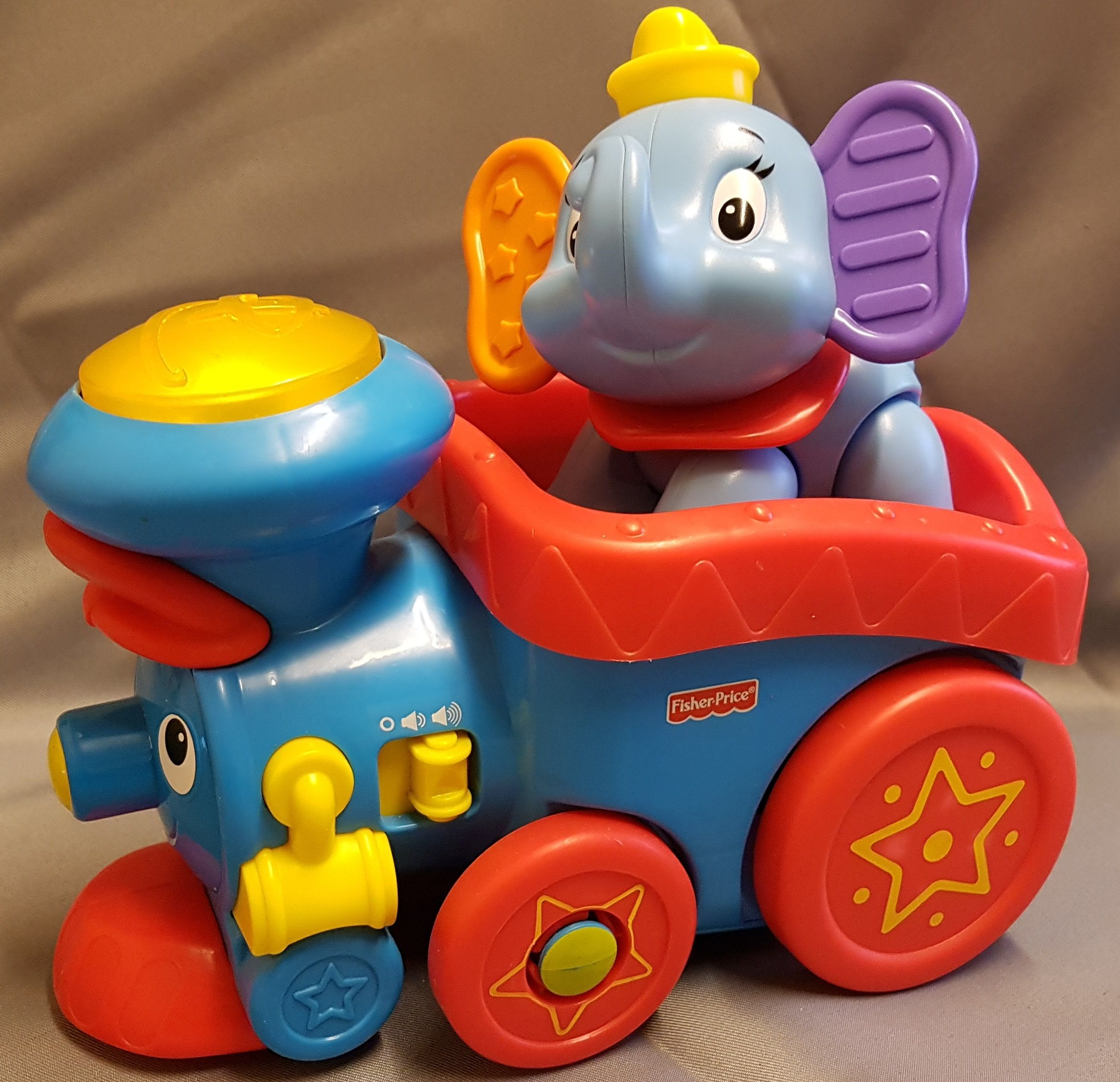 Sing Along Choo Choo and Dumbo | Fisher Price Toys | Pinterest ...