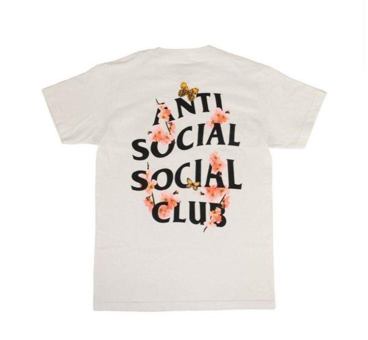 Anti Social Social Club Anti Social Social Club Social Tshirt Anti Social