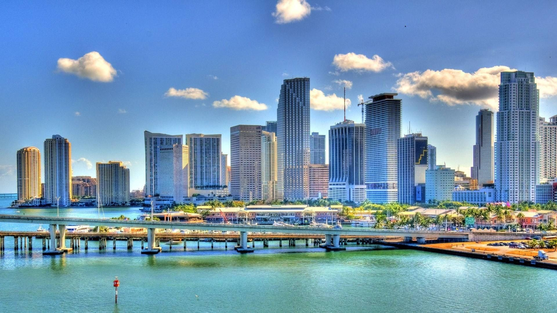 Miami Hd Wallpaper 1