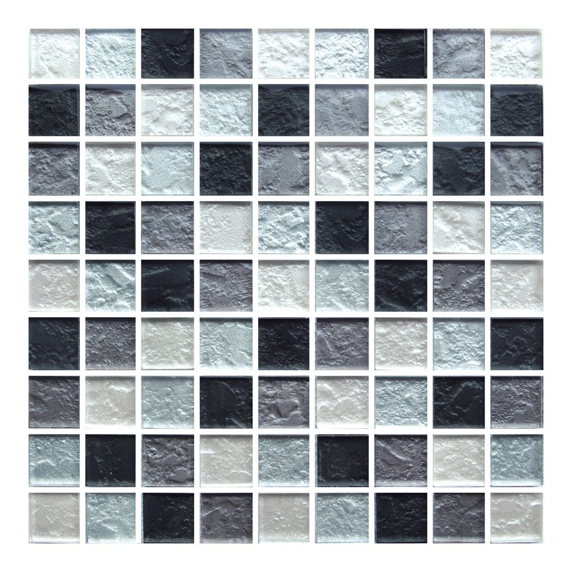gemini mosaics zaria dimante glass mosaic kitchen and bathroom dcor tiles gemini tiles - Matchstick Tile Garden Decoration