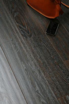 Colours Dolce Dark Brown Richmond Oak Effect Laminate