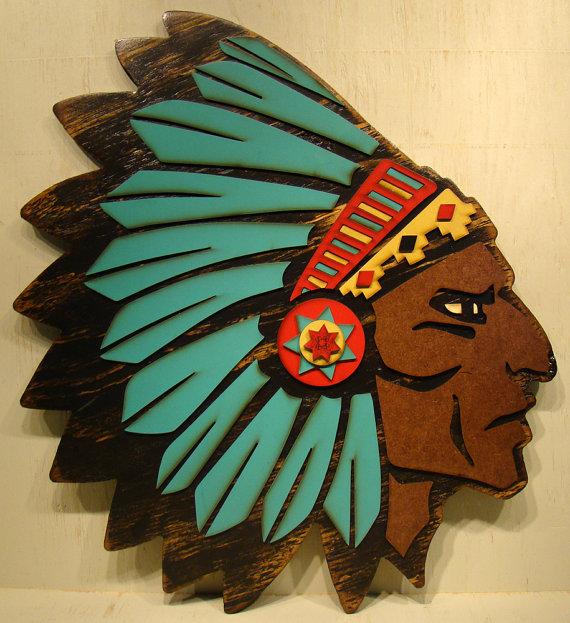Native American Indian Home Decor: Southwestern Decor Rustic Home Decor Lake House Decor