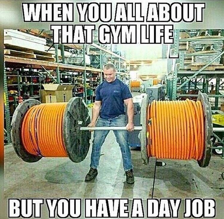Funny Working Out Memes