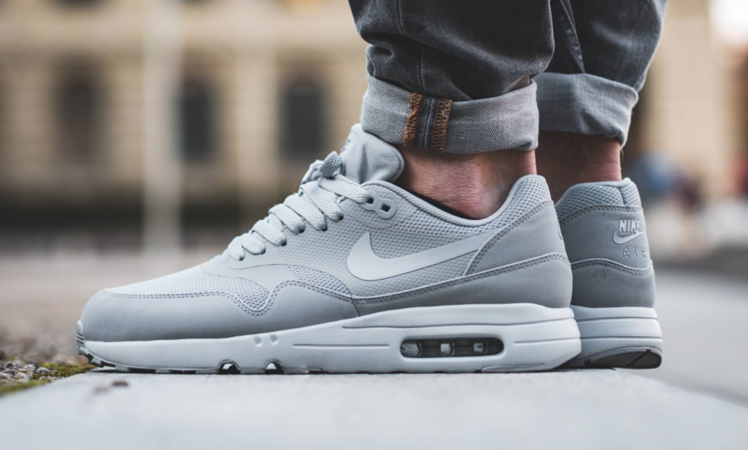 Wolf Grey Covers The New Nike Air Max 1 Ultra Essential 2.0