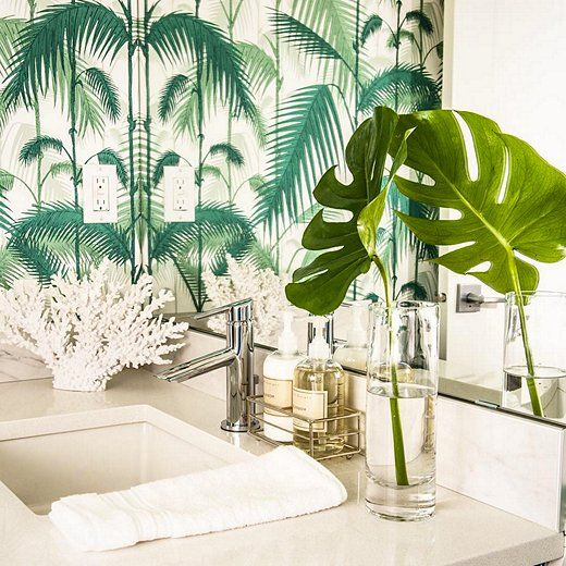 Oklobsessed Tropical Leafy Looks We Love In 2019 Home