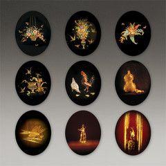 Museum of Jurassic Technology - Microminiature Lockets