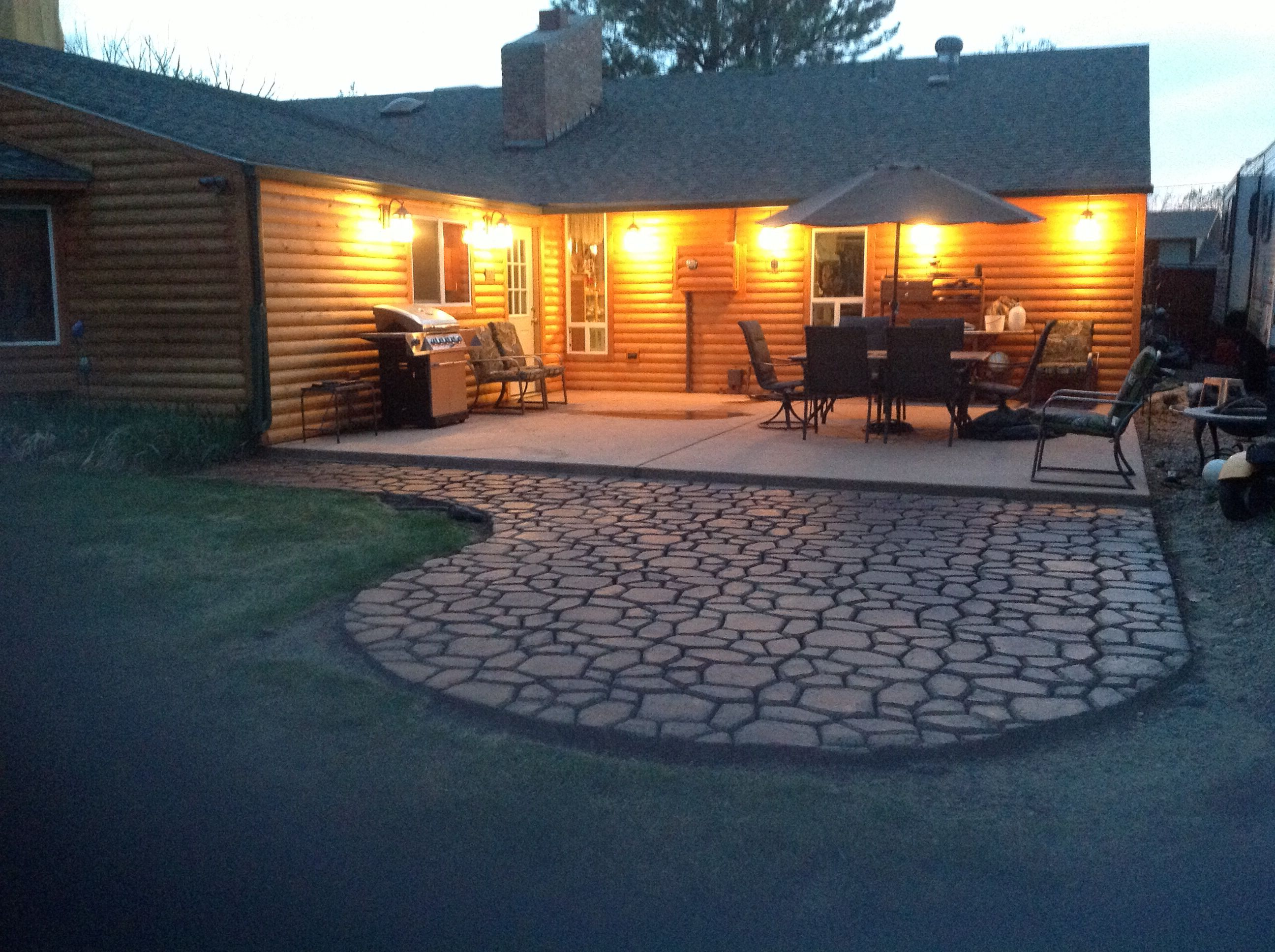 Pin on DIY Molded Concrete Pavers