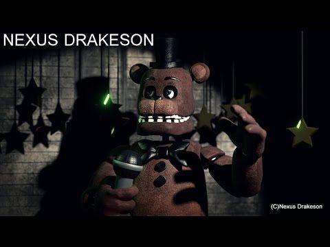 Real Life Freddy Fazbear Sings Its Me By Tryhardninja Video