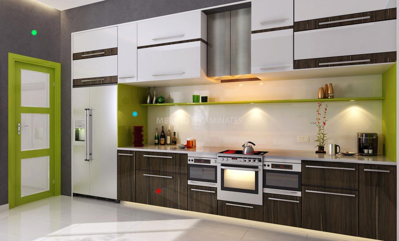 Gallery Of Kitchen Laminates Designs