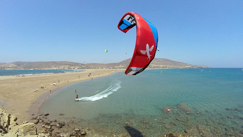 What is the best kiteboarding kites