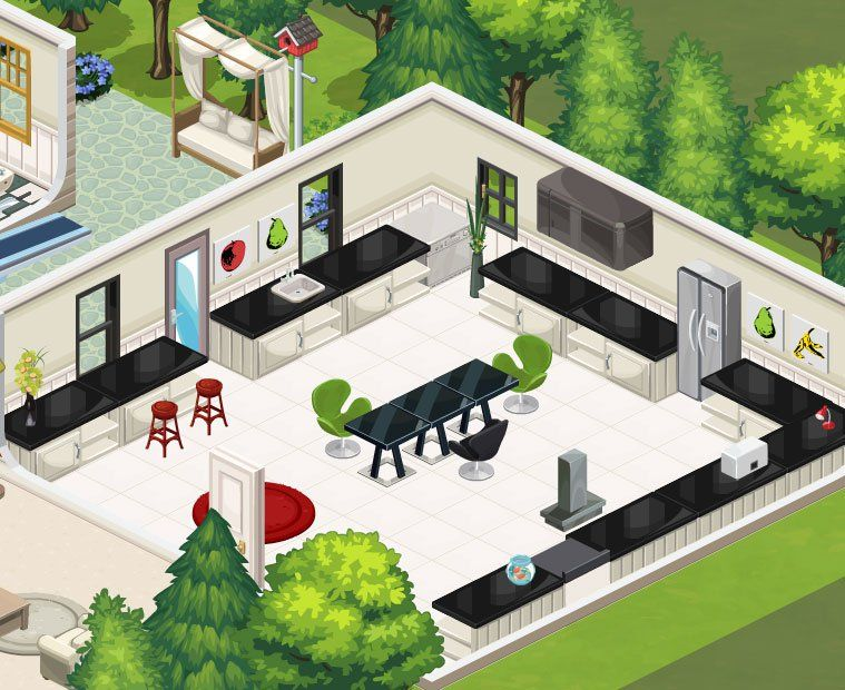 Etonnant House Decoration Games Online