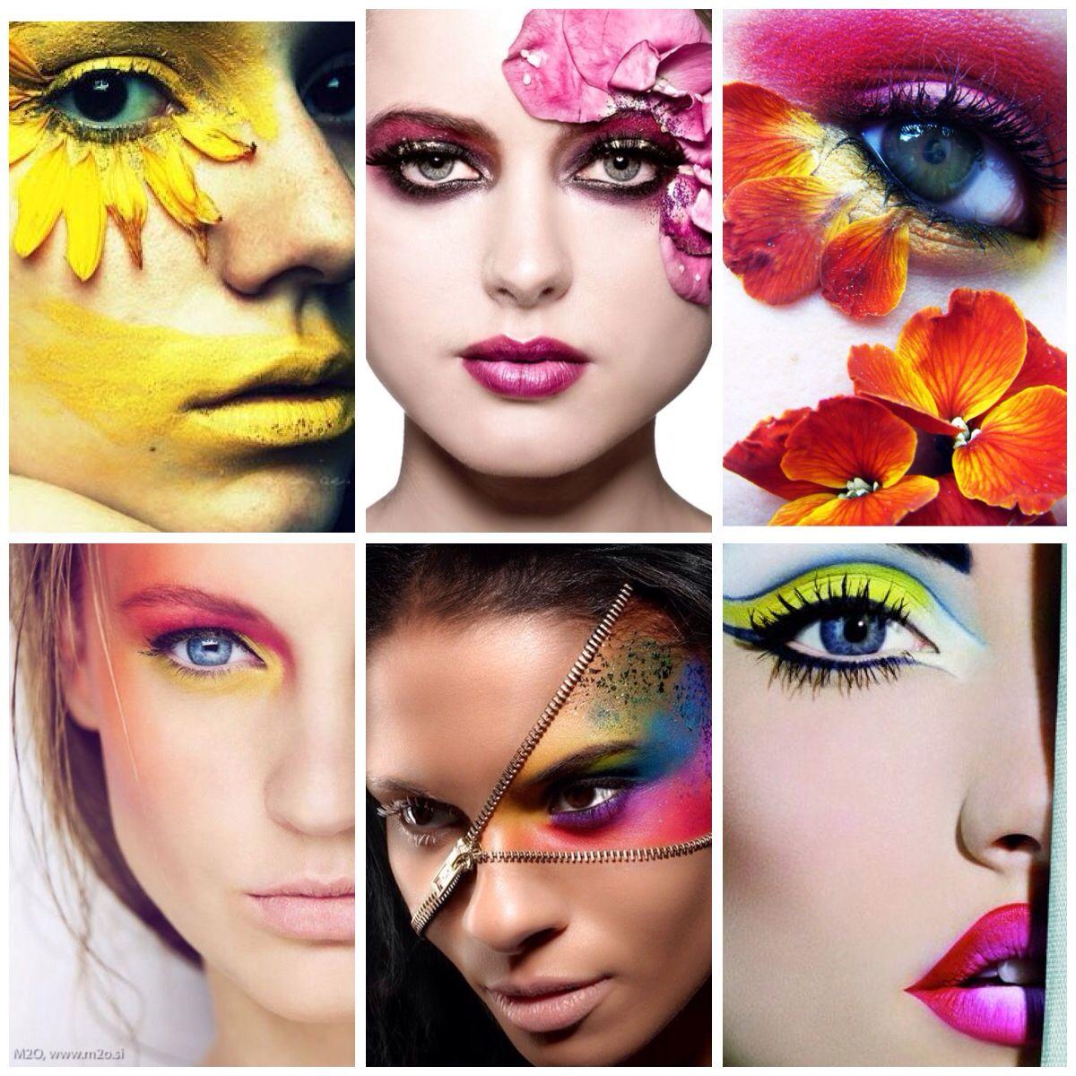 Загрузить приложение фотоколлаж макияж