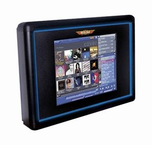 Mystic Music Center Wall Mount Rock-Ola Jukebox | rockolas