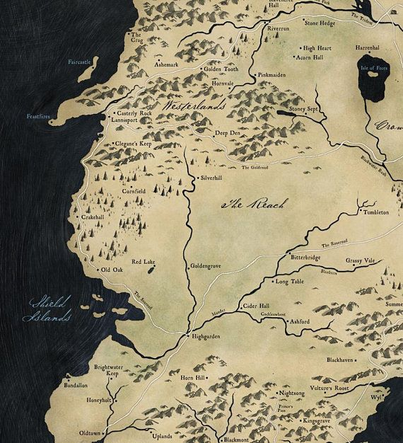 Game of Thrones Map poster Westeros Essos Map art Seven ... Game Of Thrones Map Print on neverland map print, gravity falls map print, map of arizona to print, barbie coloring pages to print, map of germany to print, westeros map print, great lakes map print, united states map print, bonanza map print,