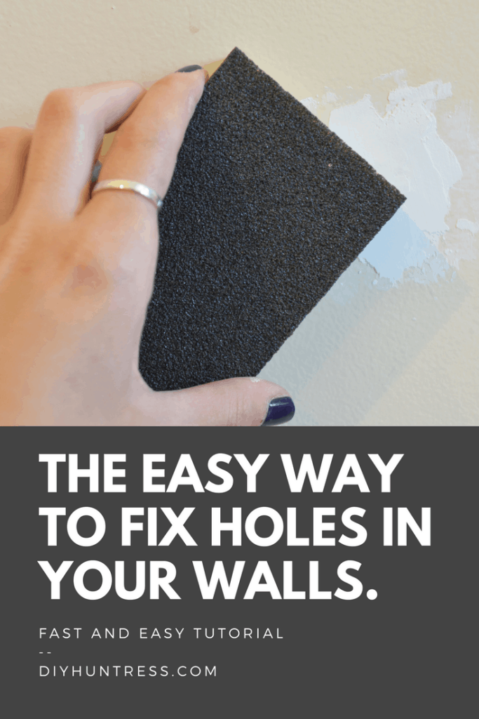 How To Patch Drywall in 2020 How to patch drywall, Fix