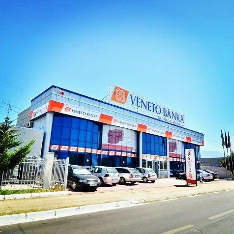 Veneto Banka in Autostrada Tirana - Durres, km.3 - Albania ...