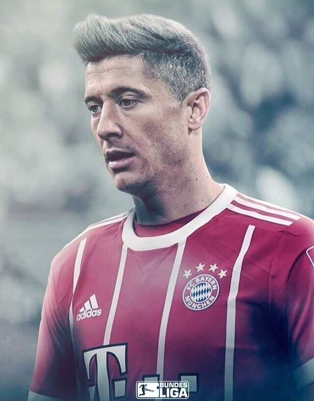 Lewandowski Robert Lewandowski Lewandowski Mens Hairstyles