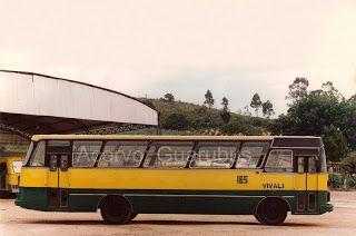 Veículos em Geral: Ônibus década de 70