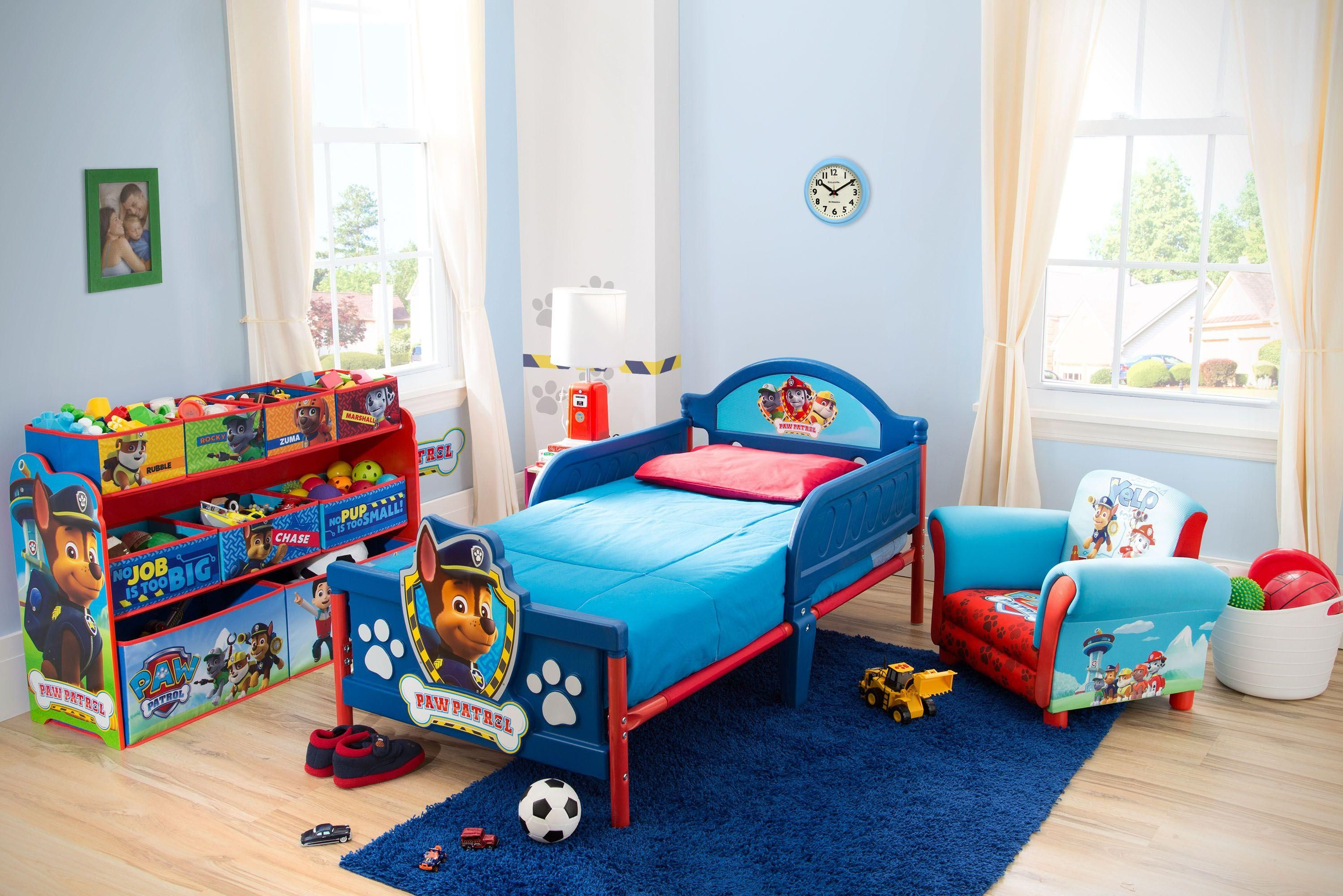 87.99 save 21%] Paw Patrol 3D Toddler Bed $87.99 @ Sears.ca http ...