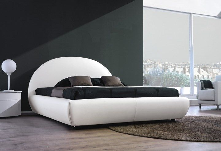Letto matrimoniale Universale #letto #arredamento #madeinitaly #design #bed #furnishing #pensarecasait