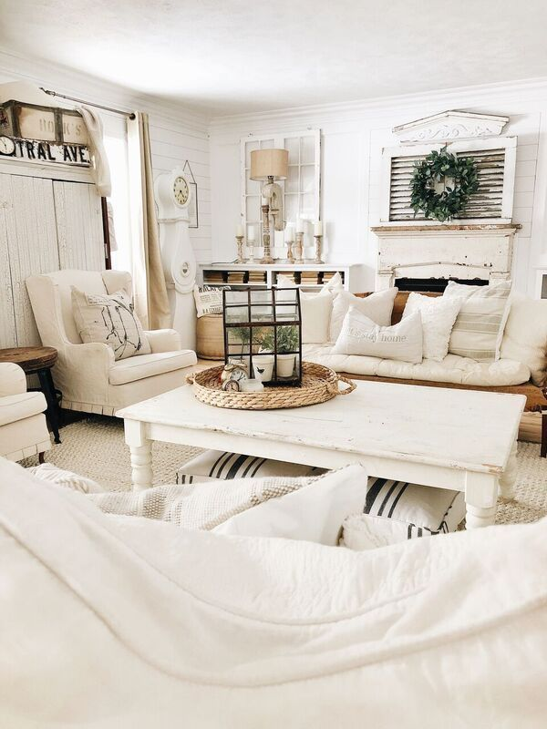 Sharing the best vintage decor on etsy for collectors also some photos of southern farmhouse interior home ideas rh pinterest