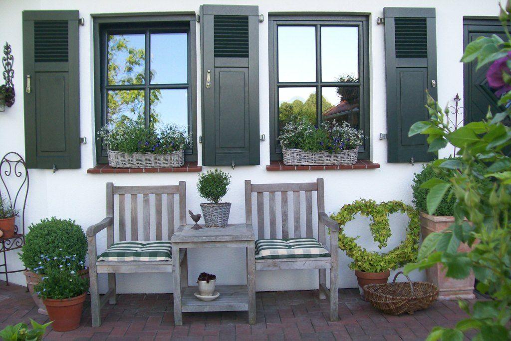 Ein beliebter Platz...... Wohnen und Garten Foto