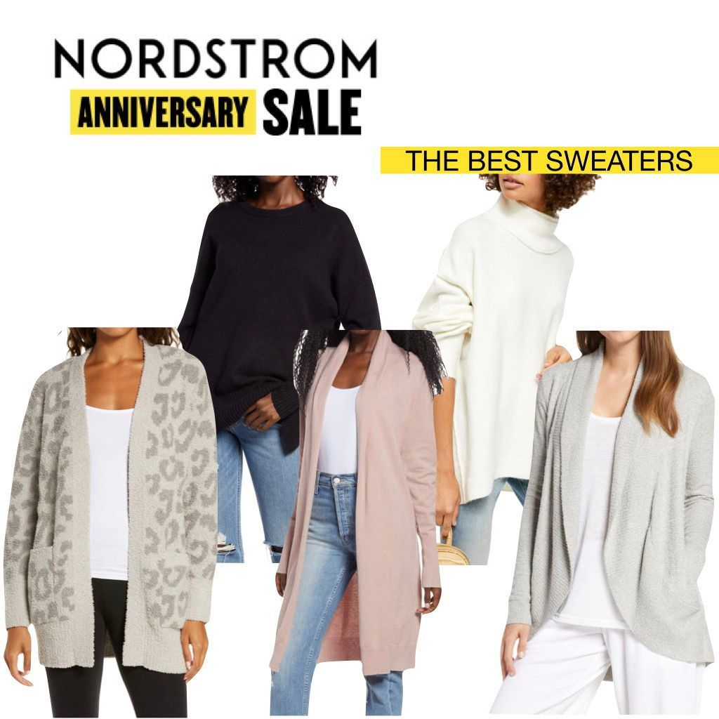 Nordstrom Anniversary Sale: Sweaters | US Fashion Blog | The Styled Fox Trendy Outfits