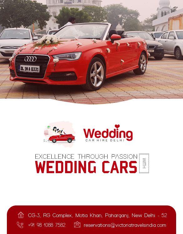 We Make It Nice And Easy With Wedding Car Hire Delhi Book A Wedding Cars Weddingcab Luxurycars Weddingcar Wedding Car Hire Wedding Car Luxury Car Rental