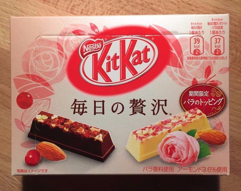 Japan Limited Kit Kat,