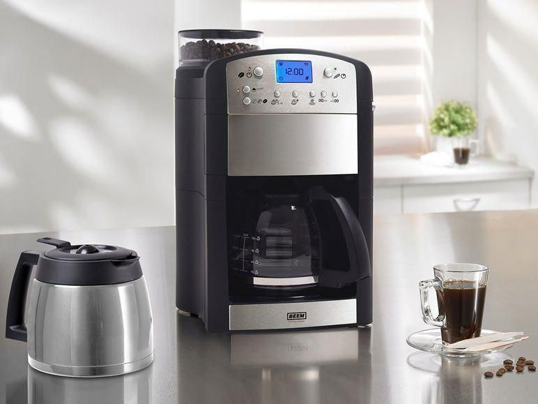beem kaffeemaschine fresh aroma perfect duo