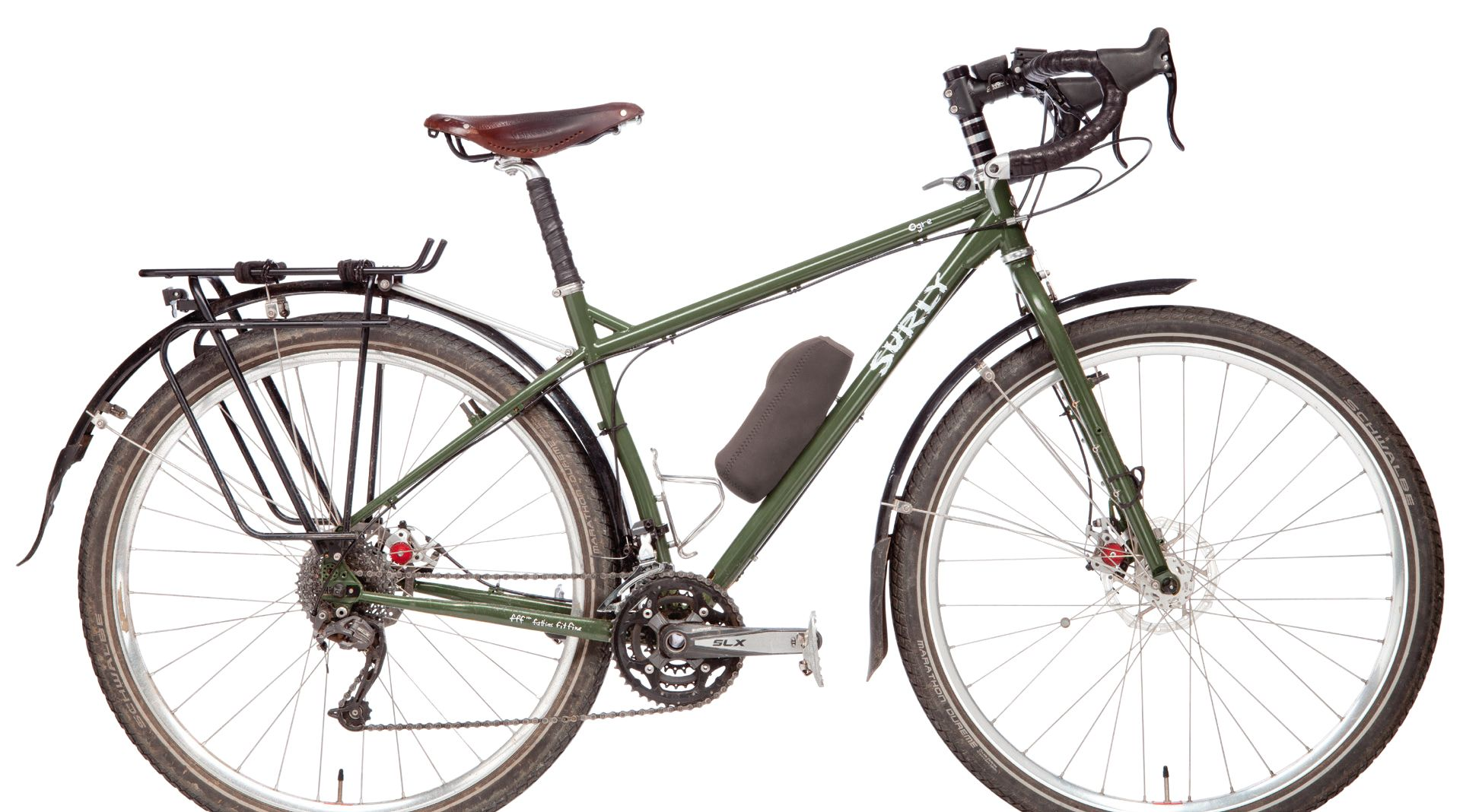 Sweet Ogre builds from the Surly Blog | Sweet Bicycles | Pinterest ...