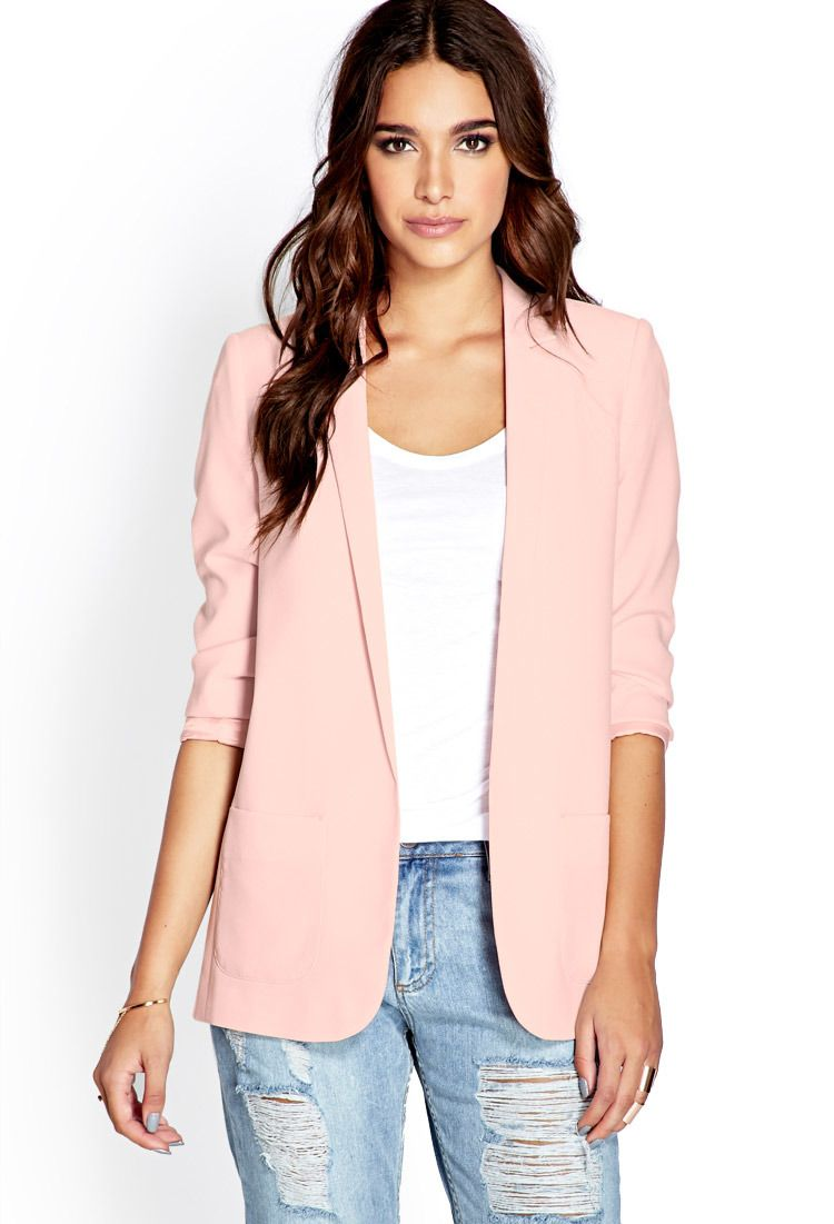 Aol Style News Trends And Advice Blazer Outfits For Women Blazer Fashion Fashion