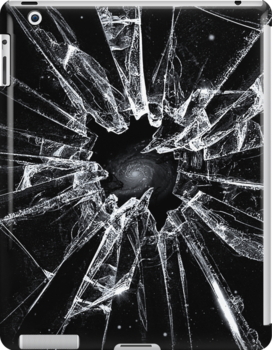 Broken Ipad Case Skin By Nicebleed In 2021 Broken Mirror Art Broken Glass Art Broken Glass Wallpaper