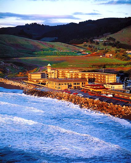 Best Western Lighthouse Pacifica Ca Rockaway Beach Hotel Is Right Next To The Salon
