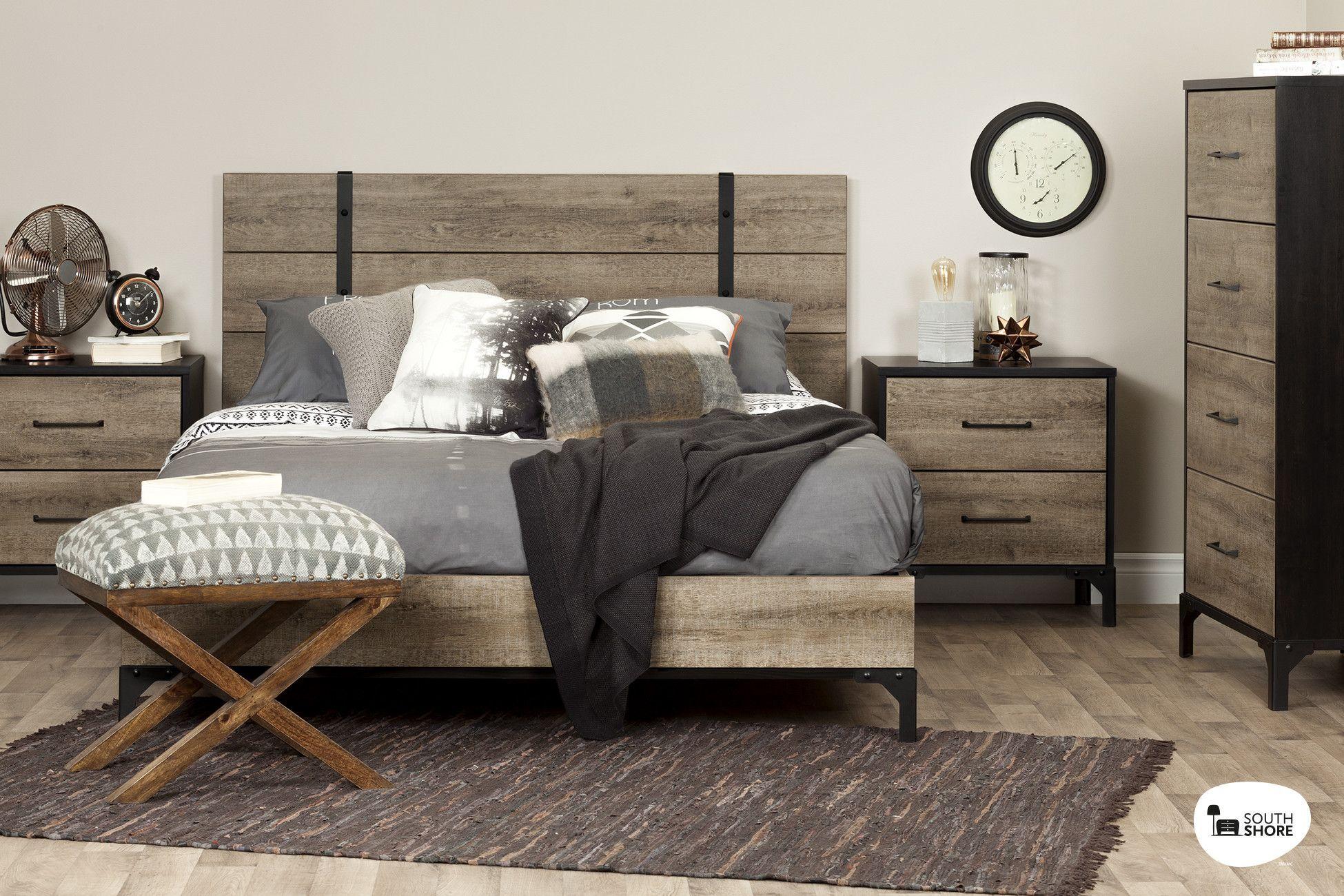Valet Full Queen Panel Headboard Queen Platform Bed Furniture Headboards For Beds