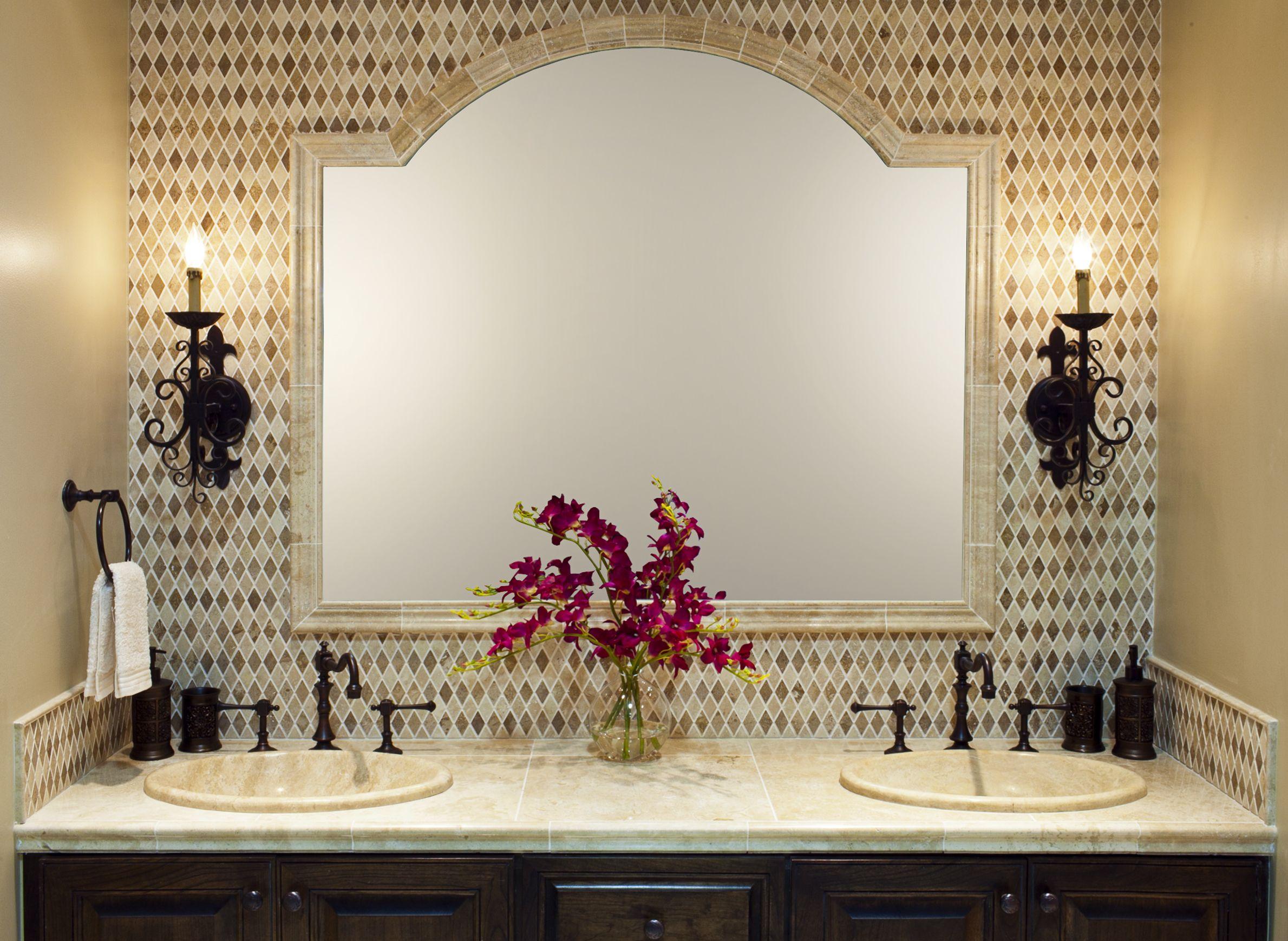 Shine bright like a diamond. #thetileshop | bathroom | Pinterest ...