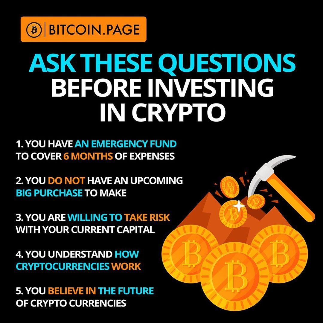 ne pas investir dans la crypto