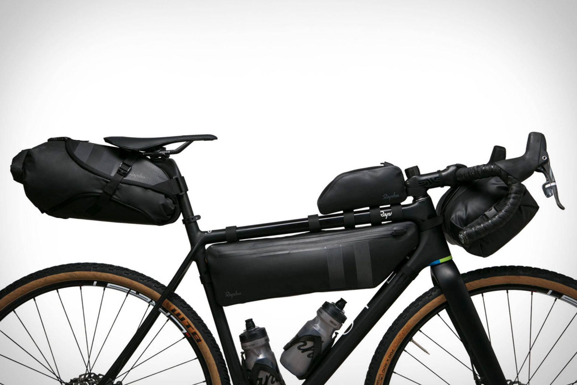 Rapha Waterproof Bike Packs Bikepacking