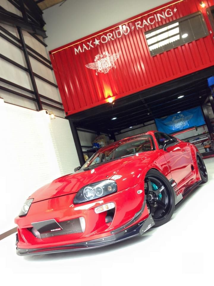 Jza80 Ridox Toyota Supra Max Orido