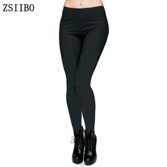 Photo of Black Casual Women Sexy Workout Fitness Plus Size Legging Trousers