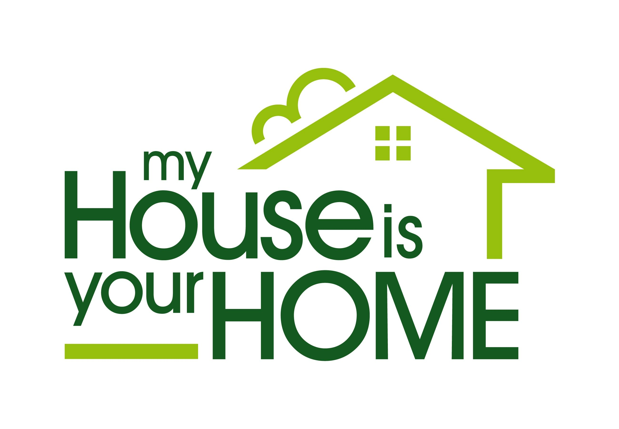 Pin by The Homes I Have Made on Branding & Logos | Home logo, Home