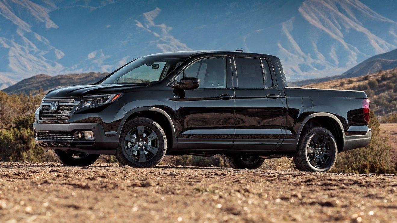 2021 Honda Ridgeline Pickup Truck Exterior