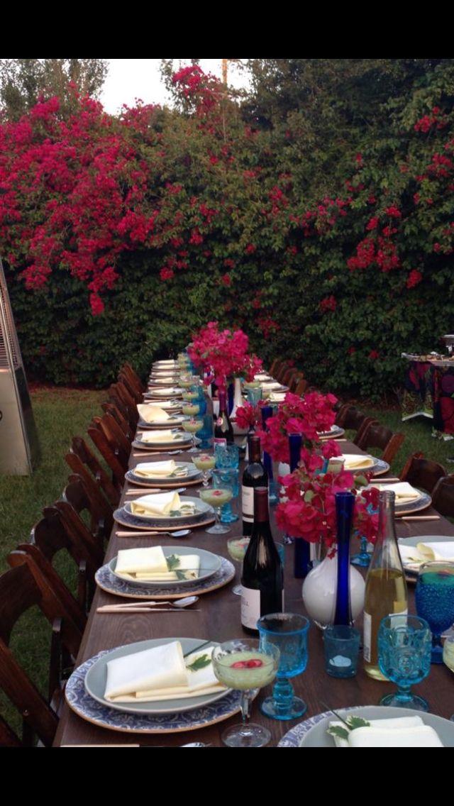 ❤️❤️❤️ class act garden party!!!