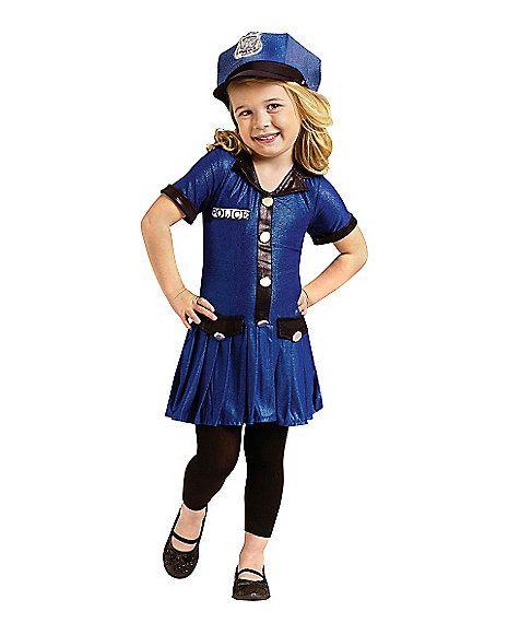 e3132103eba Police Girl Toddler Costume - Spirithalloween.com | Halloween ...